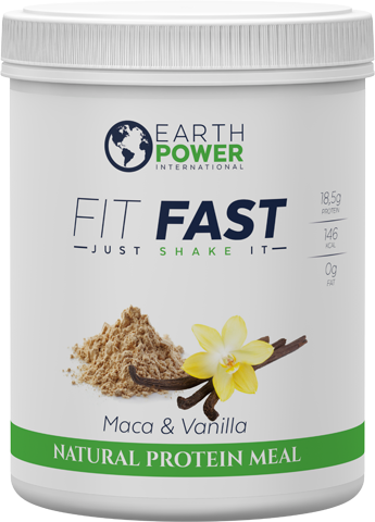 Fit Fast Maca & Vanilla