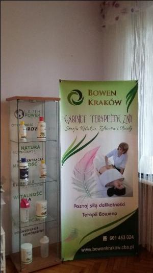 Gabinet Terapii Techniką Bowena i Terapii Estetycznej Techniką Rejuvance